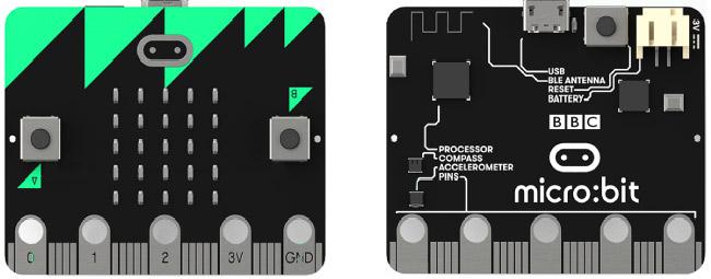 robot programmable micro:bit