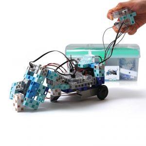 Robot éducatif enfant programmable