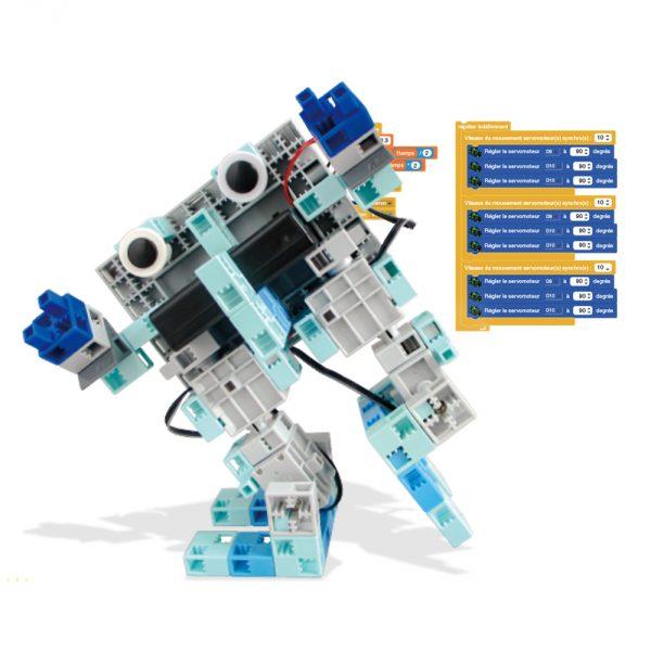 kit robotique éducation nationale - édition avancée