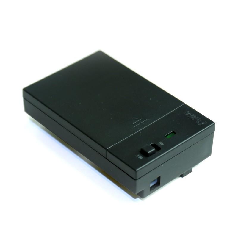 boitier de batterie connectable