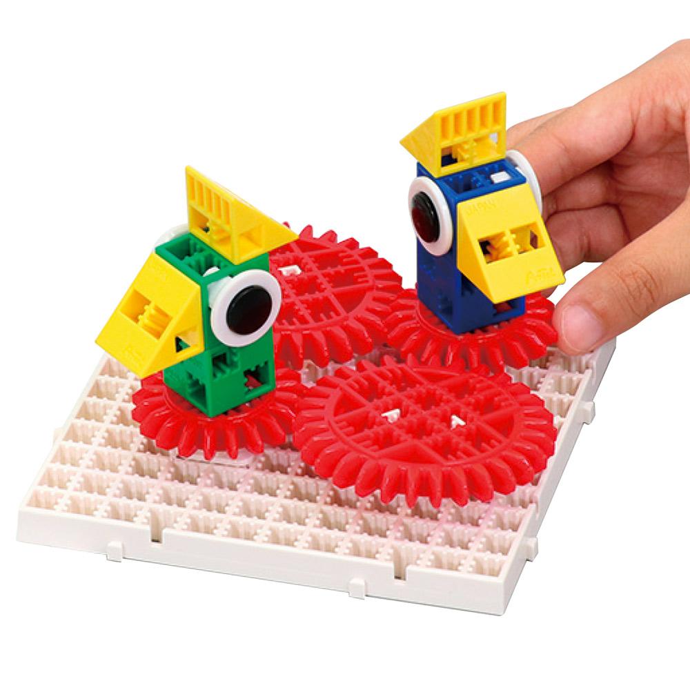 Kit Educatif Algora Puzzles Logique Vision Dans L Espace Cursus 6 9 Ans Ecolerobots