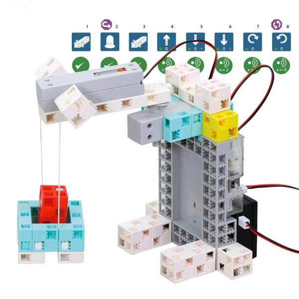 Kit de robotique pour apprendre la programmation