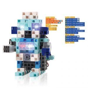programmeur éducatif robot en cours