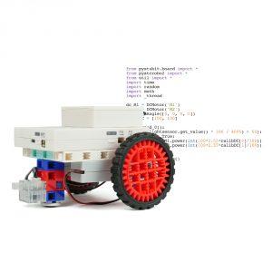 kit robotique pour enseigner le langage Python au collège