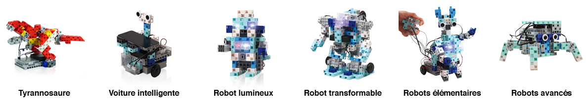 kit robot challenge