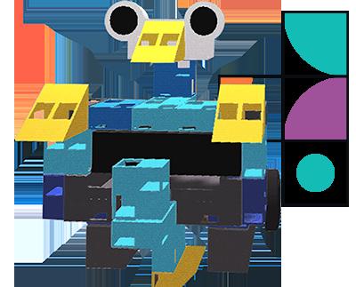 robot programmation jeux video