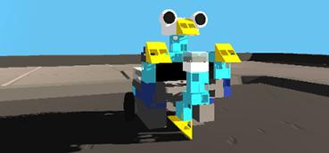 jeu simulation robotique